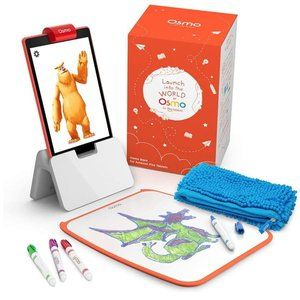 Osmo - Creative Kit for Fire Tablet - Ages 5-10
